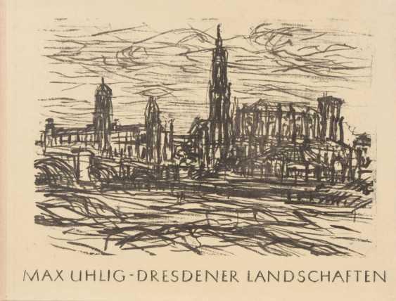 UHLIG, Max: Dresdner Landschaften - 14. - Foto 1