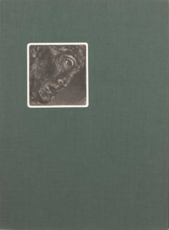 Wolf Hagen, Ernst: etchings to French - photo 1
