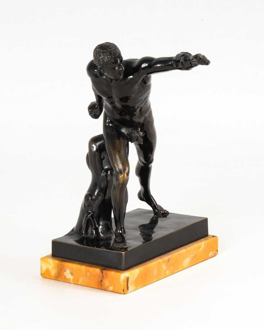 Fencers Borghese. - photo 1