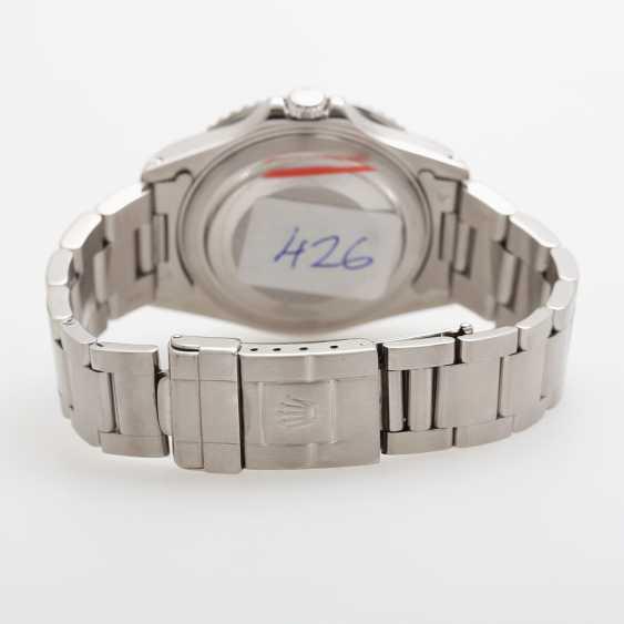 """ROLEX men's watch """"GMT-Master II"""". Stainless steel. Ref.: 16710. - photo 3"""