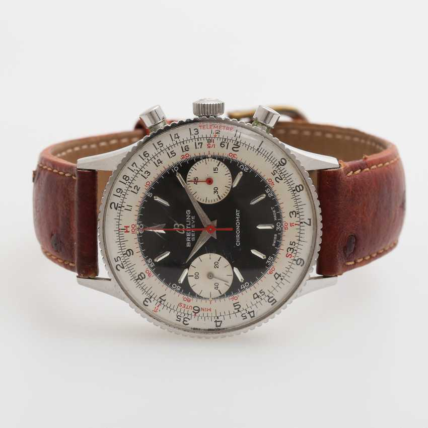 "BREITLING men's watch ""Chronomat"", 1960/70s. - photo 1"