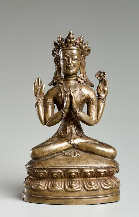 VIERARMIGER SHADAKSHARI LOKESHVARA - photo 1