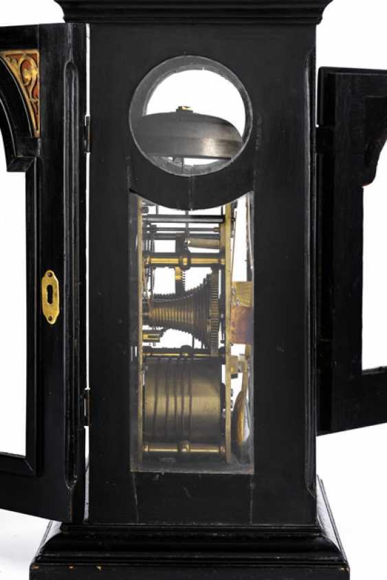 Bracket Clock. Name Matthew Hill, LONDON, England, 18. Century - photo 4