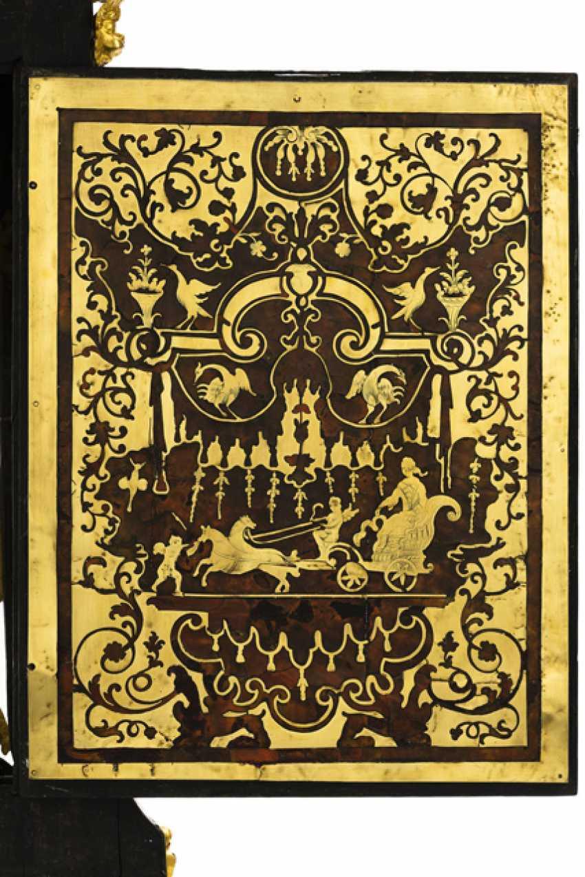 Pomp pendule. Factory Baltazar Paris, France, referred to, 18. Century - photo 3