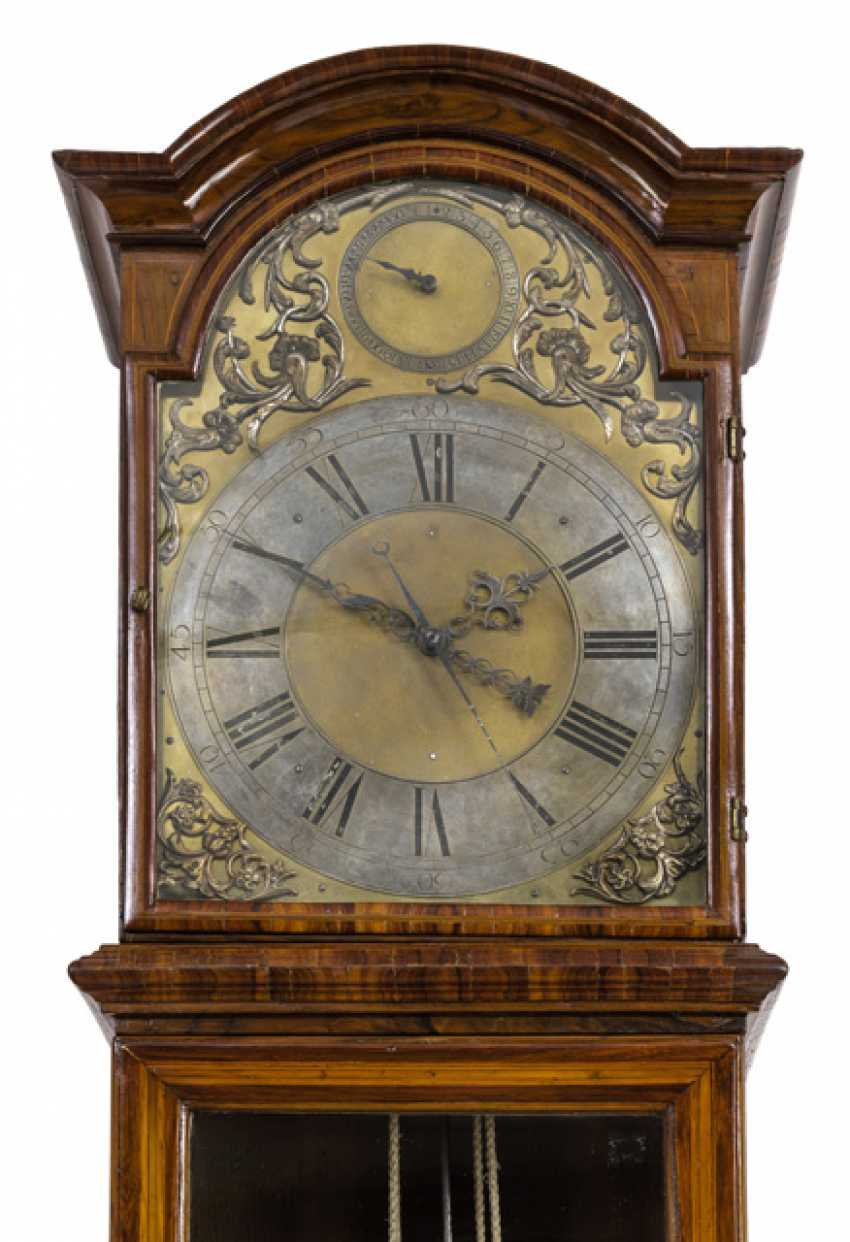 Baroque Longcase Clock. Probably Italy, 19th Century. Century - photo 2