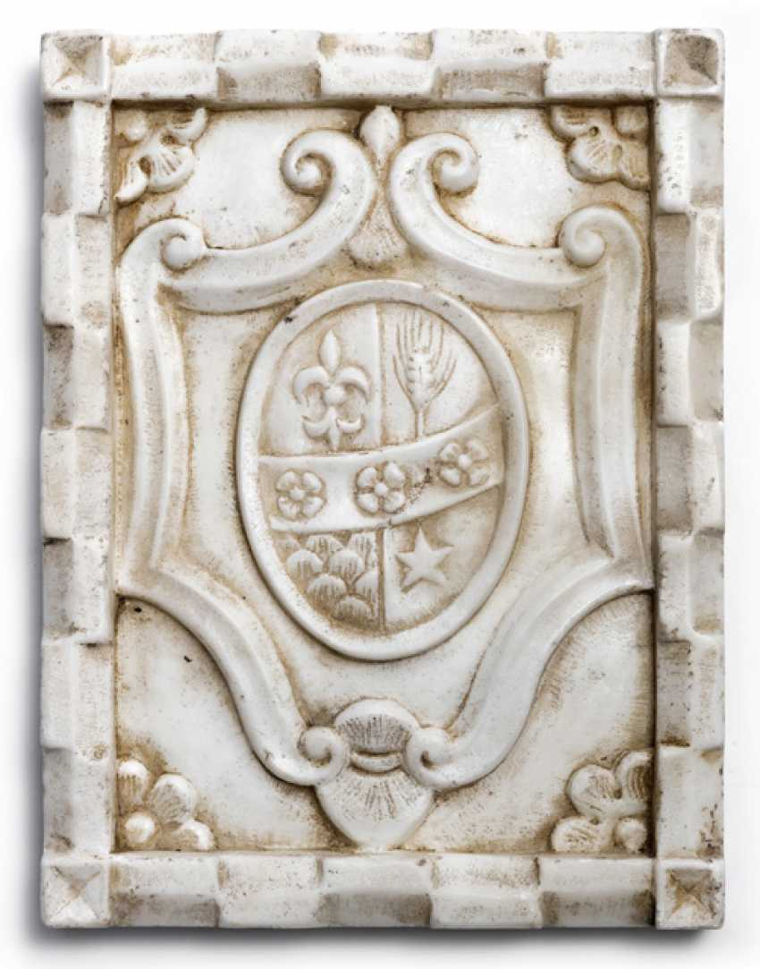 Coat-of-arms. Baroque-Style - photo 1