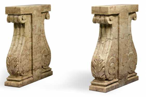 Two table-cheeks in antique style - photo 1