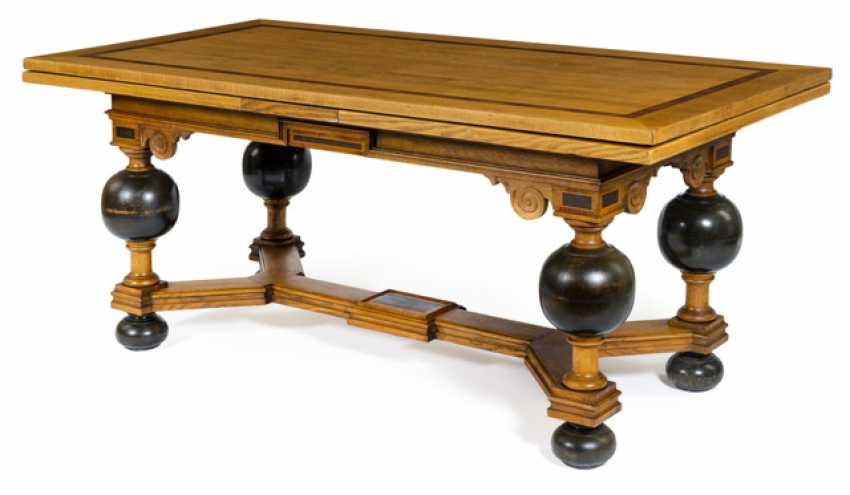 Extract from the table. Danzig Baroque Style, 19. Century - photo 1