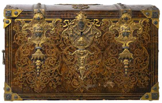 Magnificent Zierschatulle in the Baroque style. Probably France, 19th Century. Century - photo 2