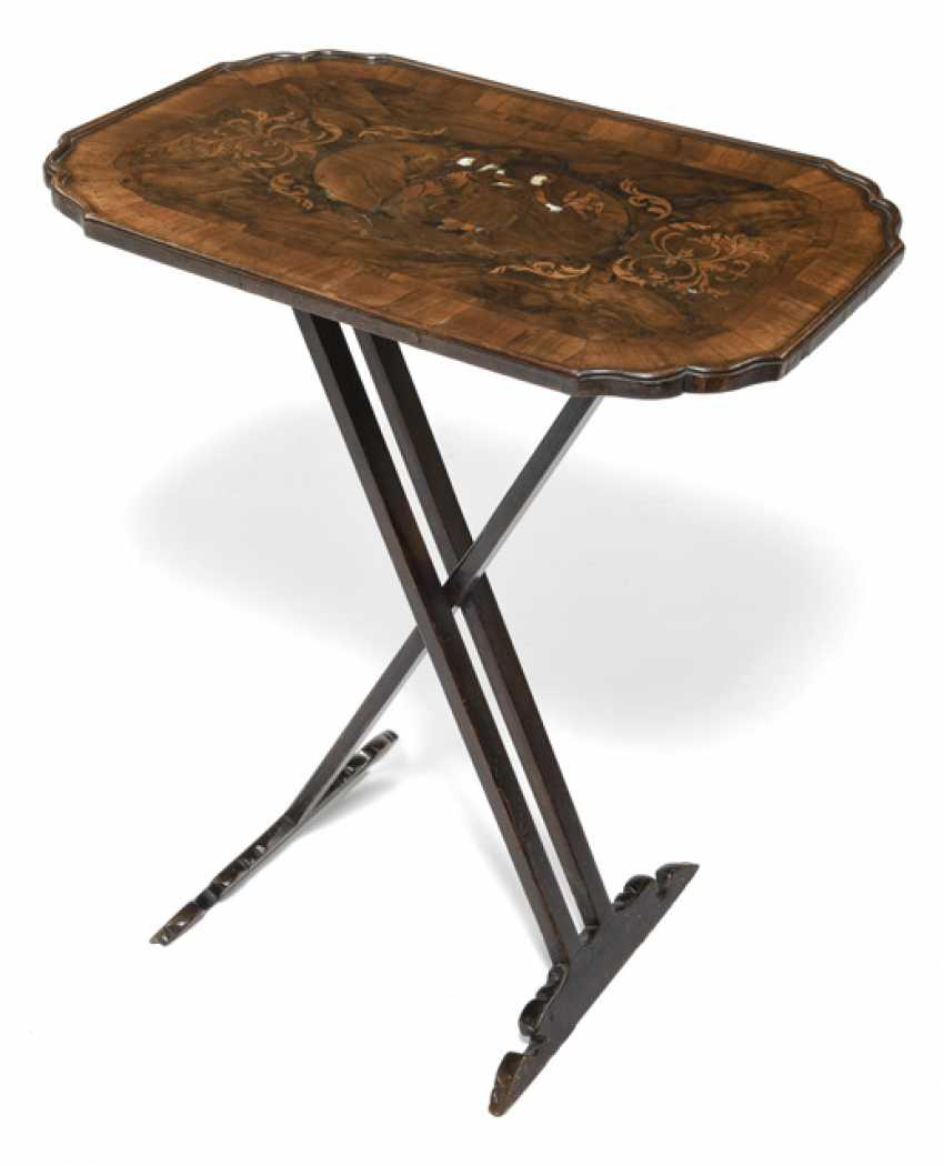 Baroque plate as a dissecting table. 18. Century and later - photo 1