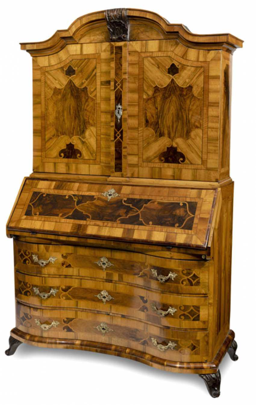 Baroque Secretary. Probably Brunswick, circa 1740 - photo 2