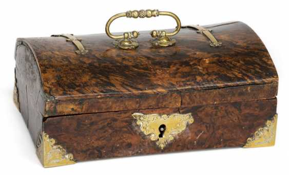 Small Baroque Casket. 18. Century - photo 1