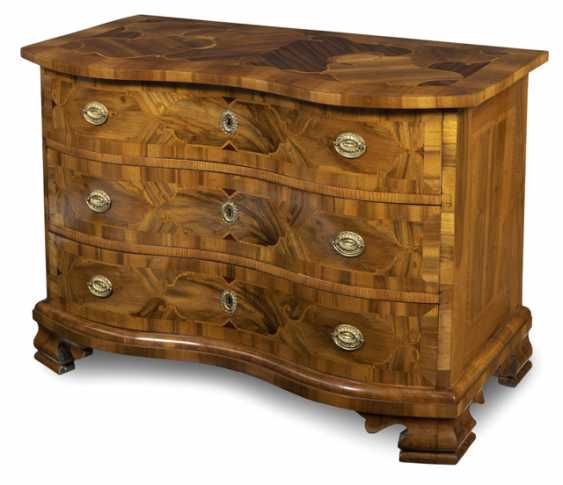 Baroque Chest Of Drawers. South German, 18. Century - photo 1