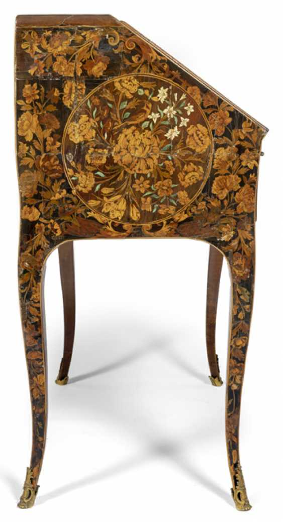 Exceptional Louis XV and ladies Secretary. Probably the successor to Thomas Hache, France 1750/60 - photo 5