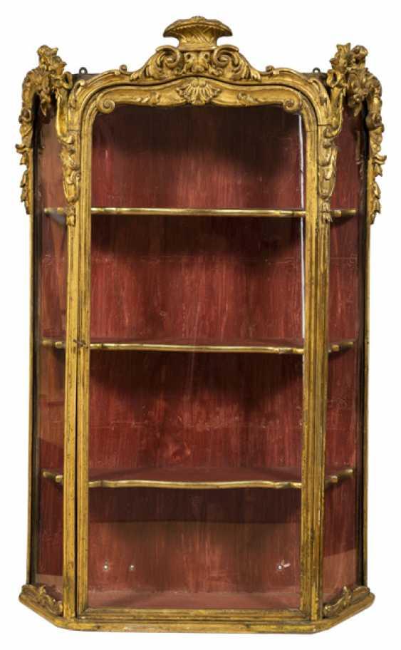 Small Venetian Ziervitrine. The Rococo Style, 18./19. Century - photo 1