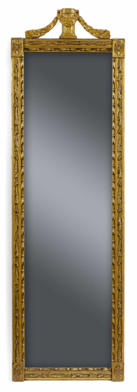 Louis XVI-arrow mirror. The Netherlands, around 1800 - photo 1