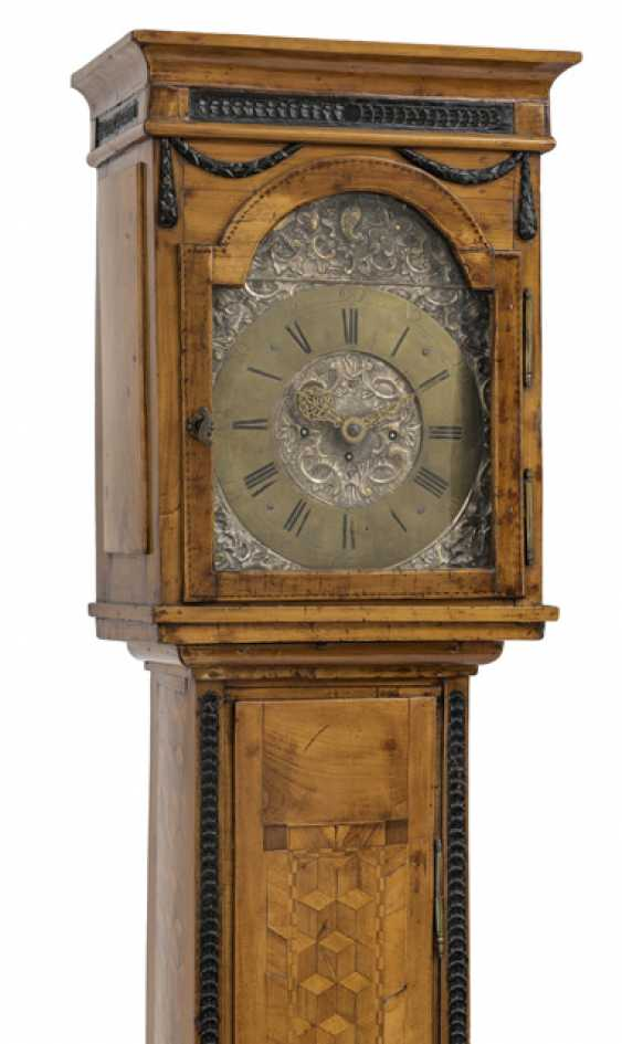Louis XVI grandfather clock. Name Franc Anton Called in Passau, Germany, around 1780 - photo 2
