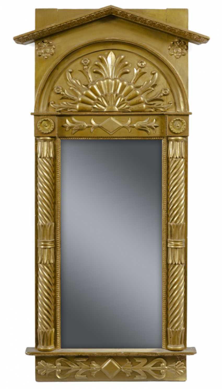 Neo-Classical Mirror. Sweden, CA. 1830 - photo 1