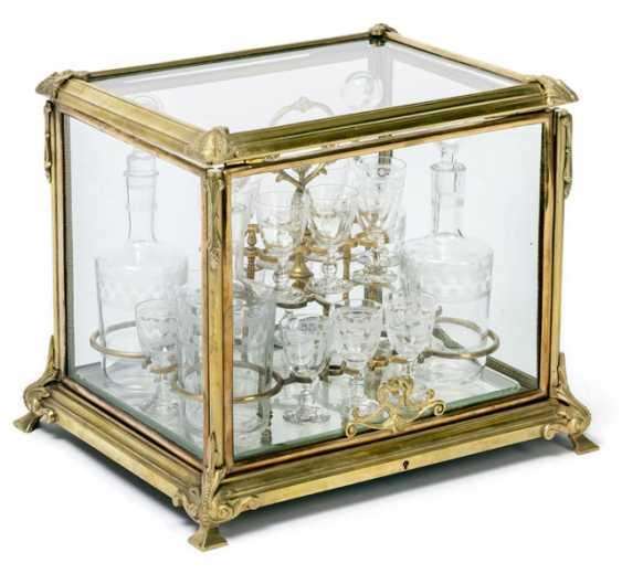 Fine Liqueur Casket. France, around 1860 - photo 2