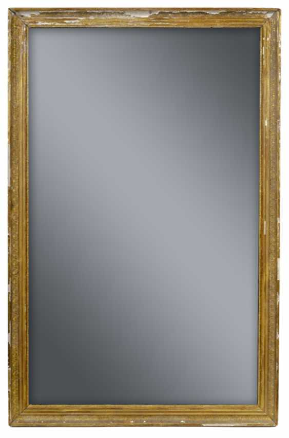 Big Empire-The Mirror. France, around 1800 - photo 1