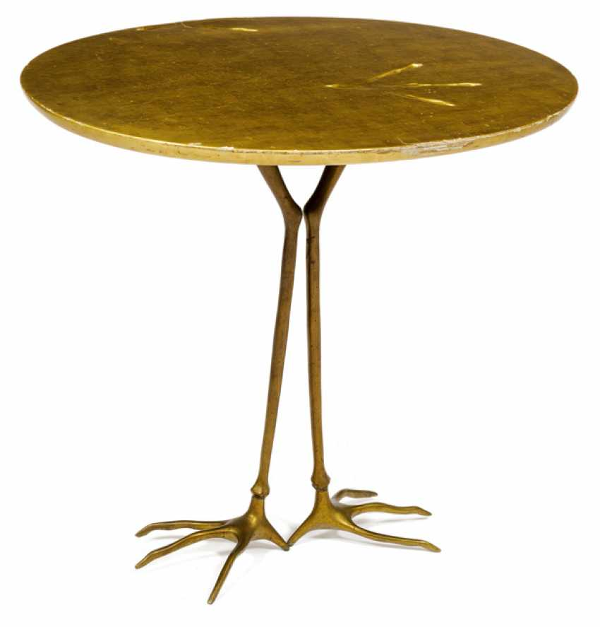 "Table ""Traccia"". Meret Oppenheim for Dino Gavina, Simon International, Italy - photo 1"