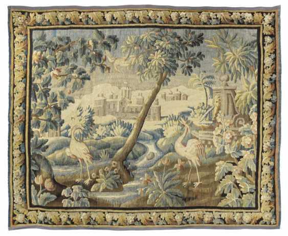 Verdure. Flandern, um 1700 - Foto 1