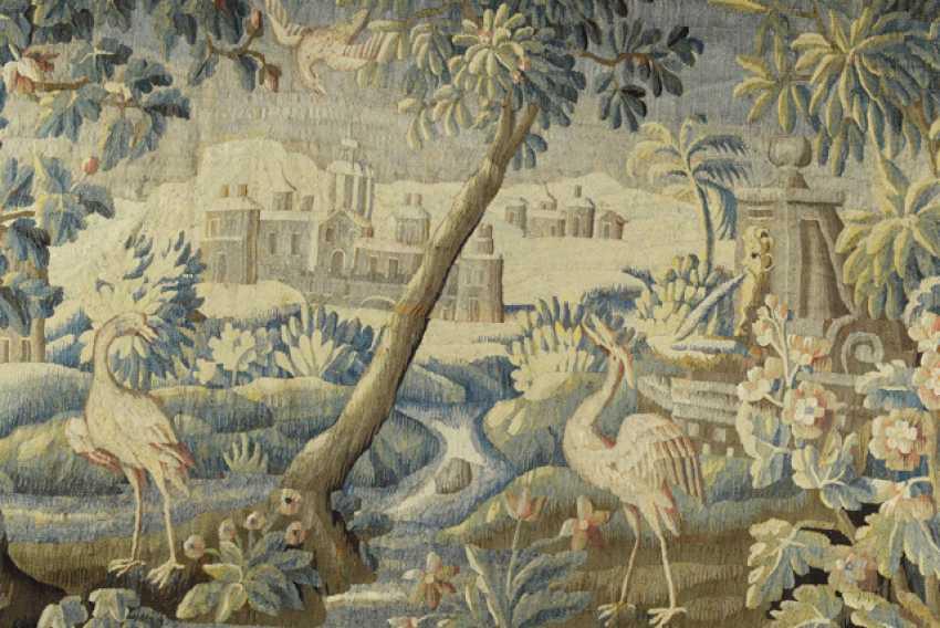 Verdure. Flandern, um 1700 - Foto 2