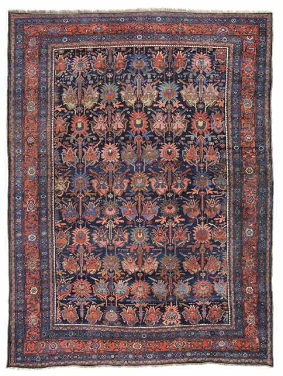 Bidjar on wool chain. West Persia, around 1930 - photo 1