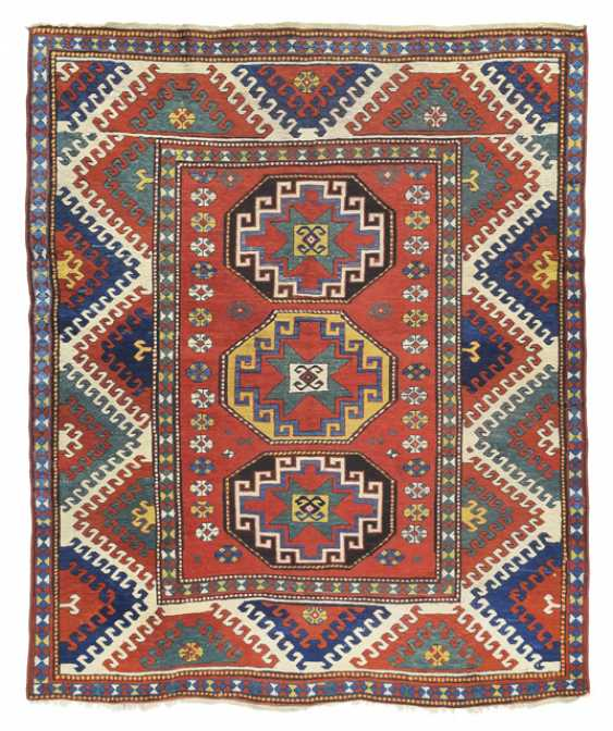 Bordjalou Kasak. Kaukasus, um 1910 - Foto 1