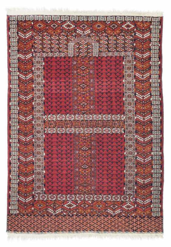 Engs The Lodge. Turkmenistan, um 1910 - photo 1