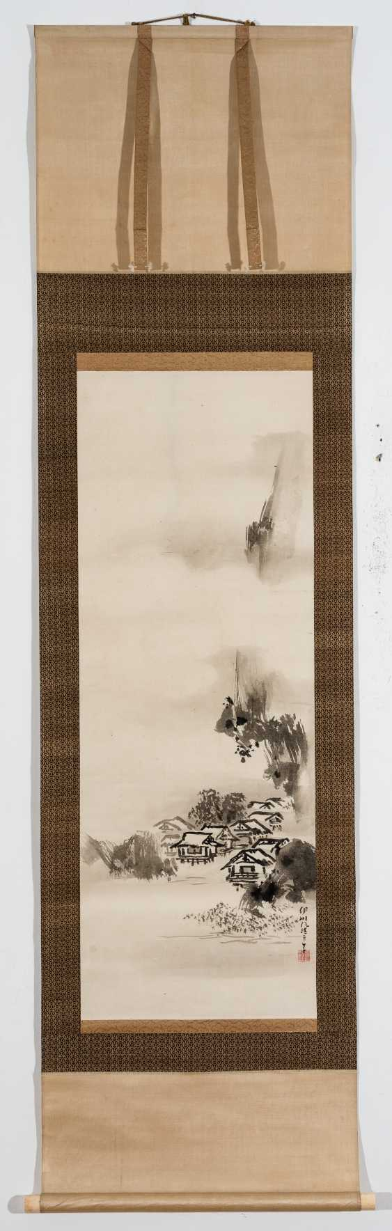 KANO ISENIN NAGANOBU (1775 - 1828): HIGH ROCKY AREA - photo 5