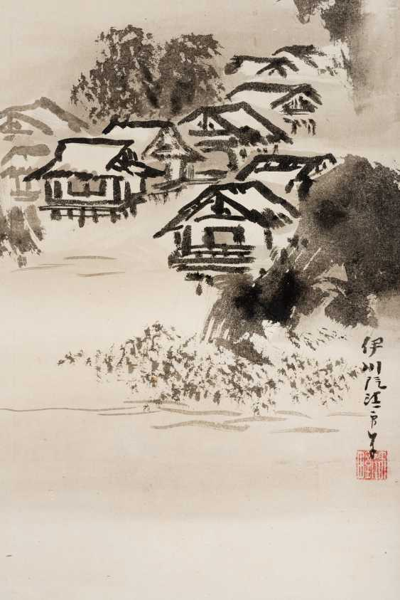 KANO ISENIN NAGANOBU (1775 - 1828): HIGH ROCKY AREA - photo 7