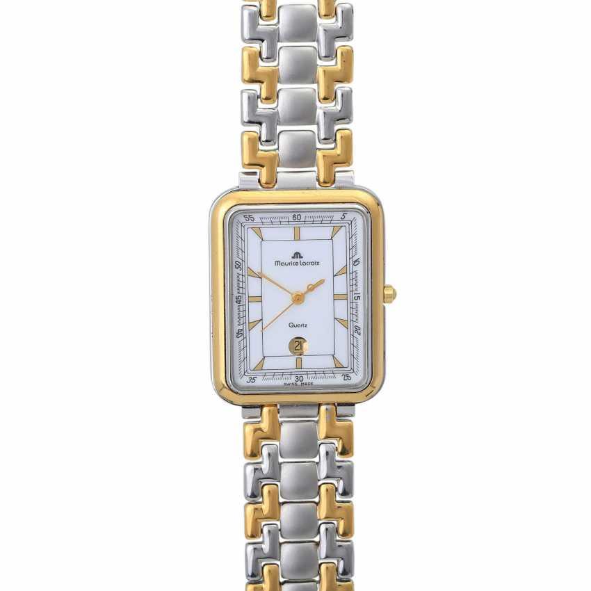 MAURICE LACROIX wrist watch, Ref. 82171, 1990s. - photo 1