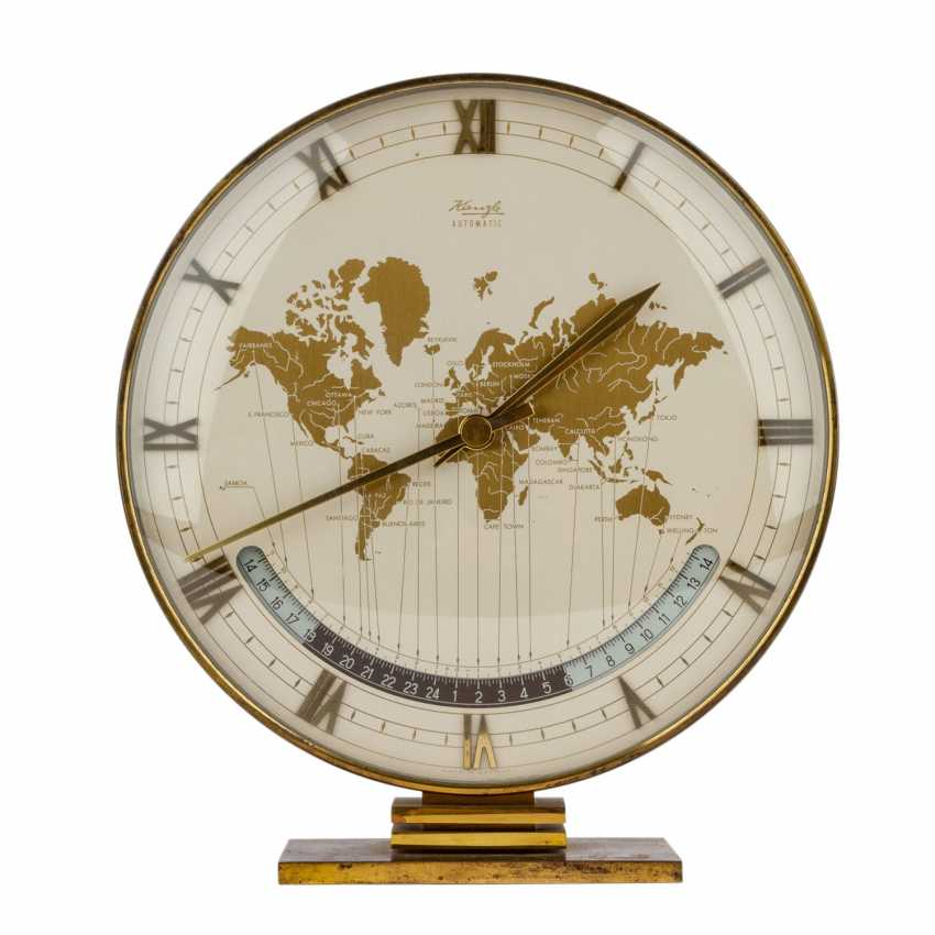 KIENZLE WORLD CLOCK - photo 1