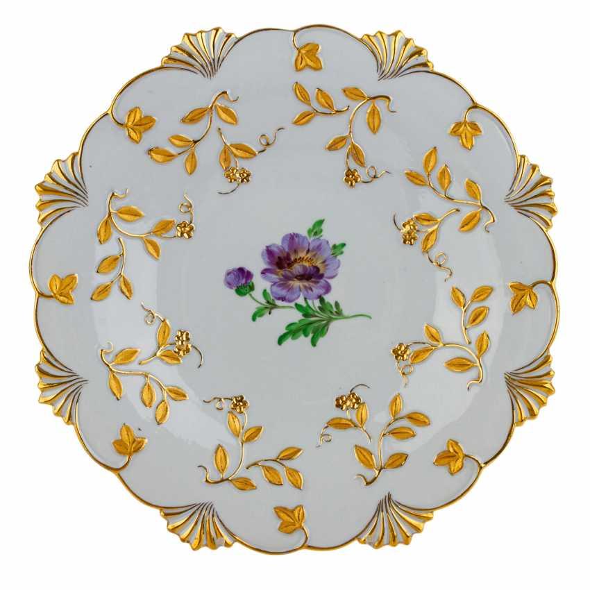 MEISSEN splendor plate, 1924-1934. - photo 1