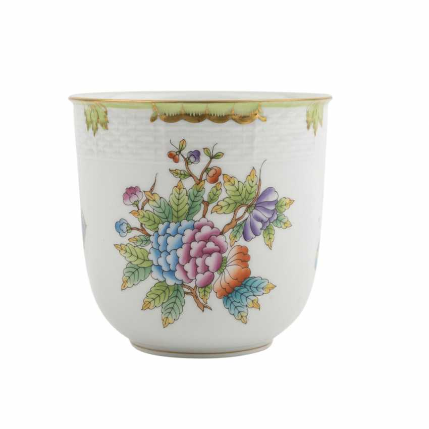 HEREND small Cachepot, 20. Century - photo 1
