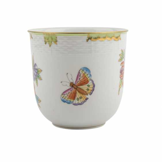 HEREND small Cachepot, 20. Century - photo 2