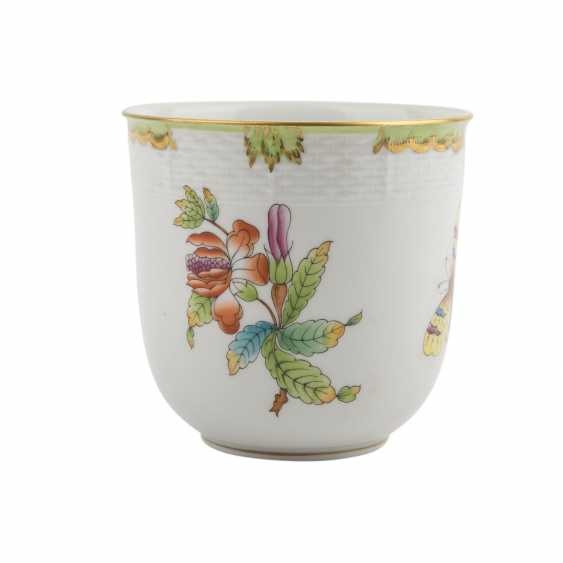HEREND small Cachepot, 20. Century - photo 3