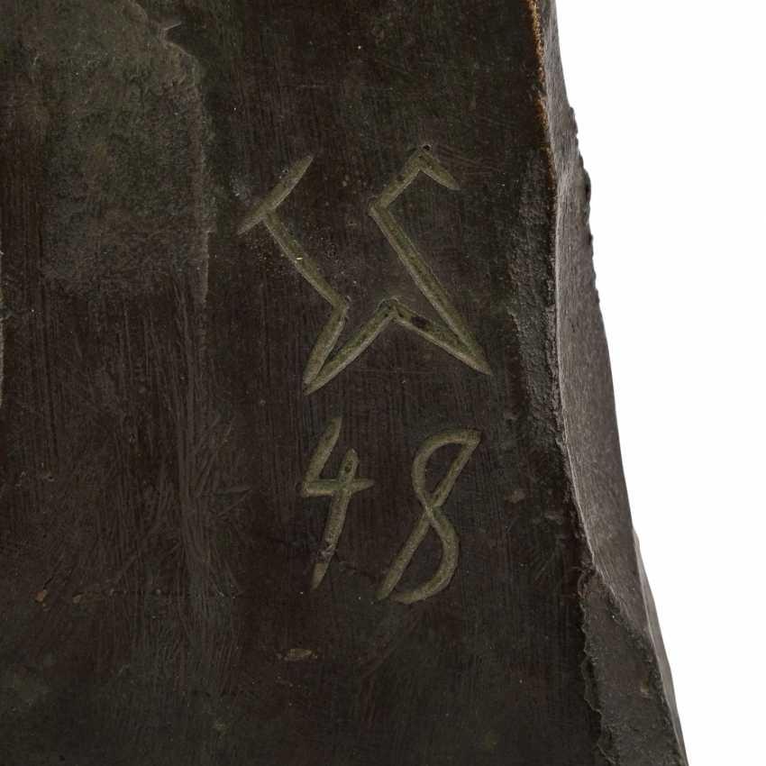 """Monogram mist """"Grazing deer"""" - photo 5"""
