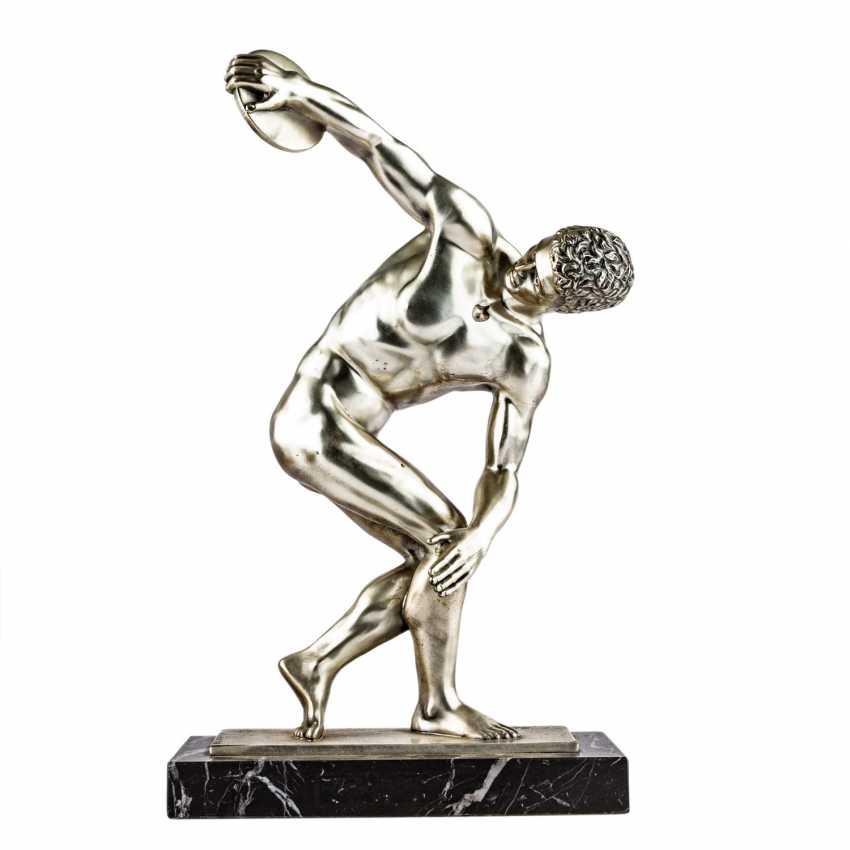 "SCHOLTER, HENDRIK ""discus thrower"" - photo 1"