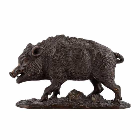 Animal Figure 'Hog Wild', 20. Century - photo 2