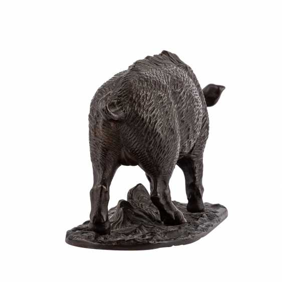 Animal Figure 'Hog Wild', 20. Century - photo 3