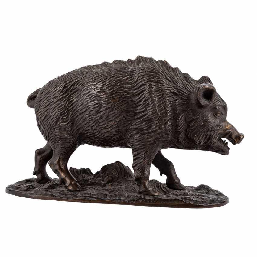 Animal Figure 'Hog Wild', 20. Century - photo 4