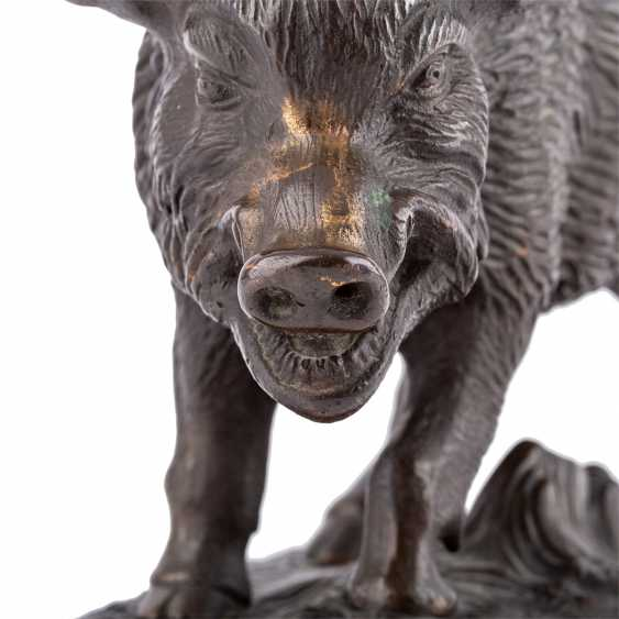 Animal Figure 'Hog Wild', 20. Century - photo 5