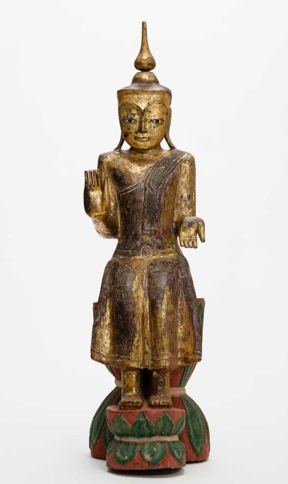 THE BUDDHA OF THE FUTURE MAITREYA - photo 1