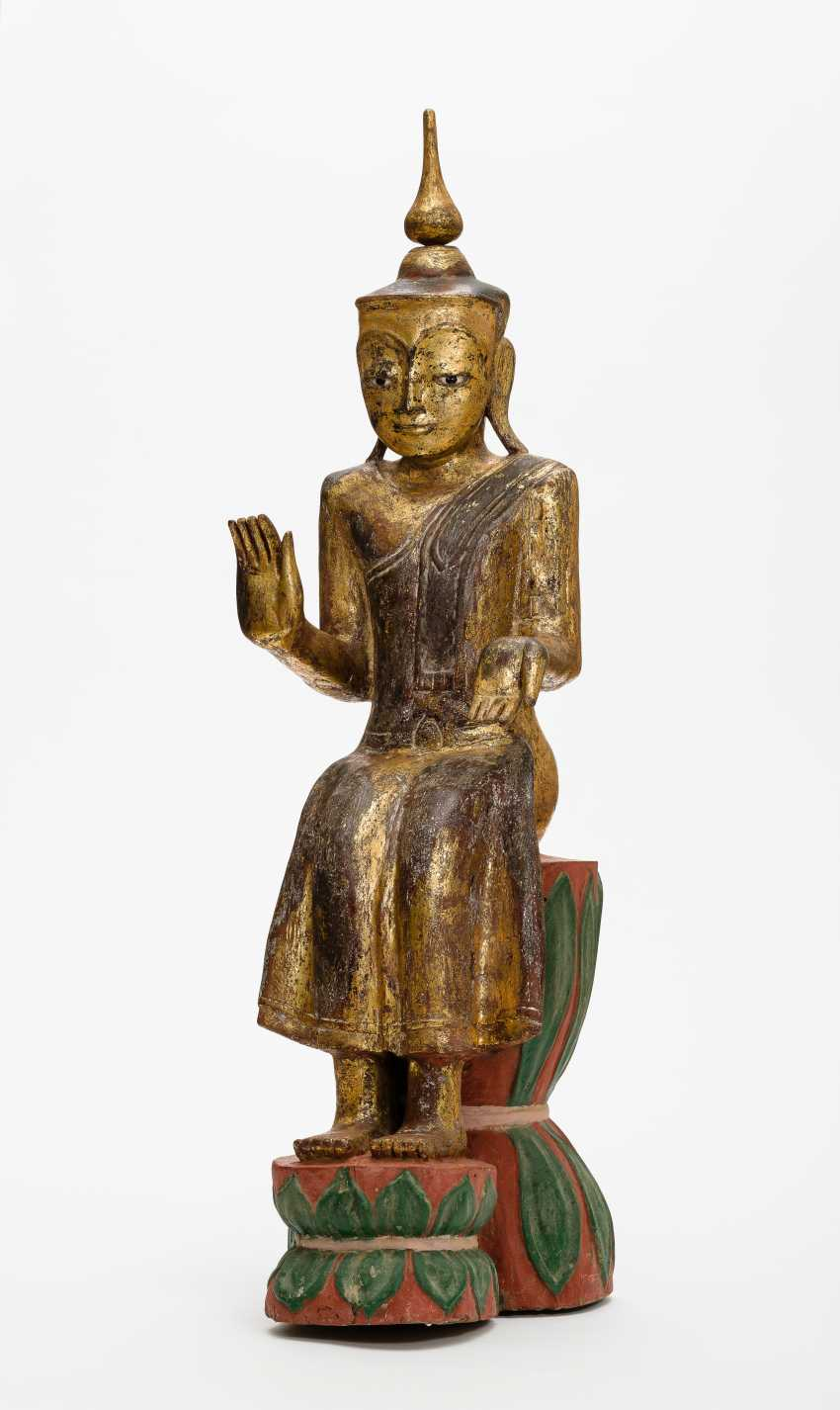 THE BUDDHA OF THE FUTURE MAITREYA - photo 4