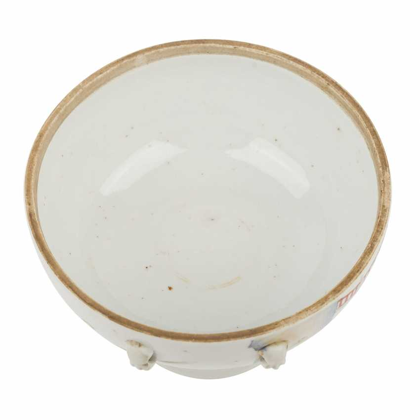 The lid of the vessel. CHINA, around 1920. - photo 5