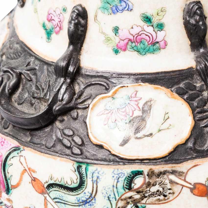 Pair Of Vases. CHINA, 19. Century. - photo 4