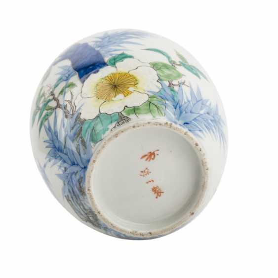 Vase made of porcelain. JAPAN, Taisho period (1912-1926) - photo 6
