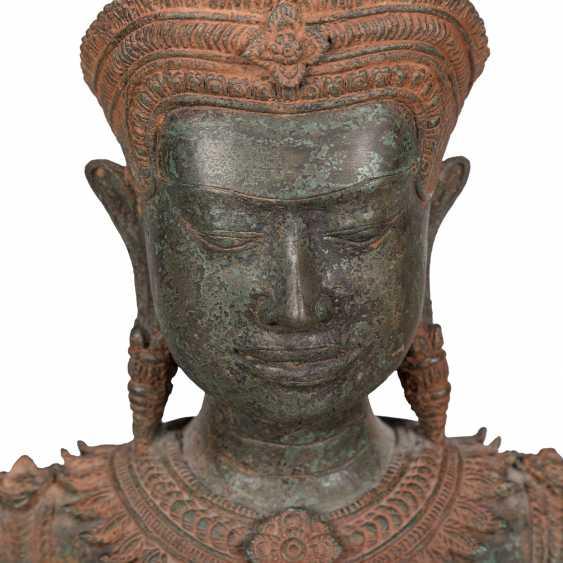 Hindu goddess of metal. INDIA, 20. Century. - photo 6